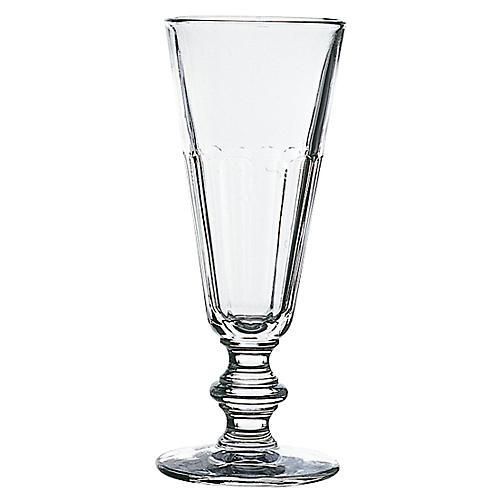 S/6 Périgord Champagne Flutes
