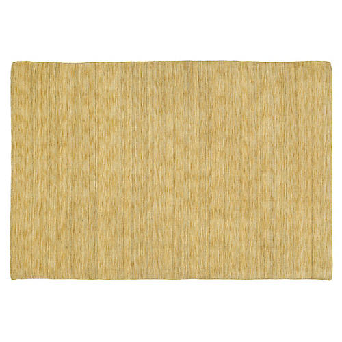 Arty Kids' Rug, Butterscotch