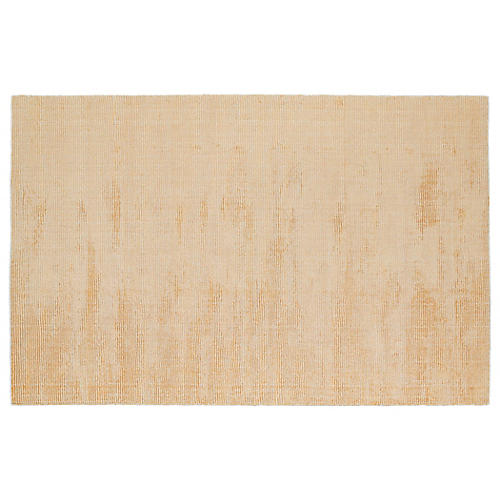 Jamesport Rug, Orange/Cream