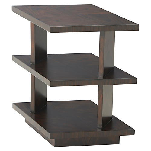 Westwood Side Table, Rosewood