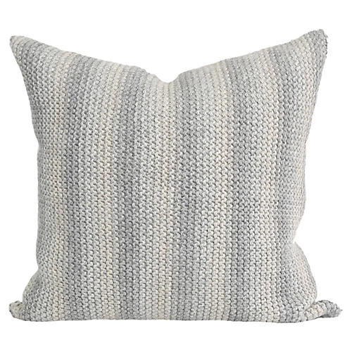 Highland 20x20 Pillow, Ivory