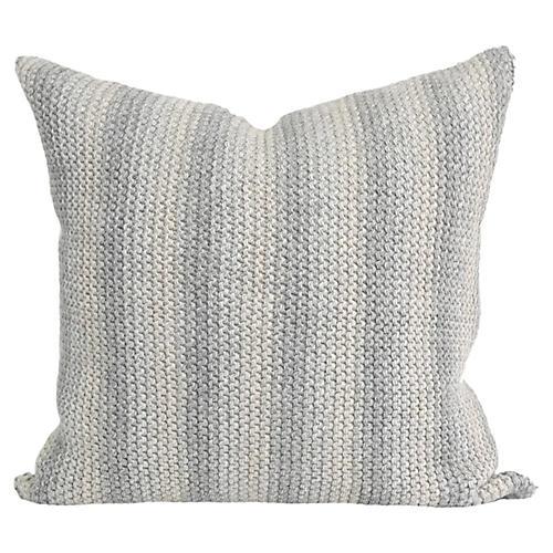 Highland 20x20 Pillow, Ivory
