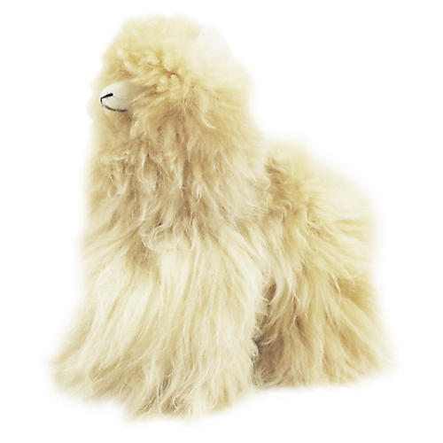 Stuffed Animal Alpaca Toy