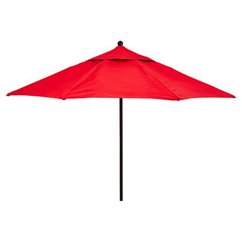 Market Patio Umbrella, Red Sunbrella