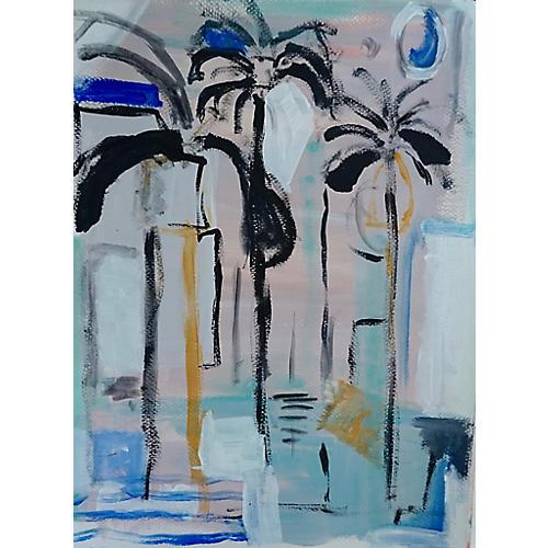 Golden Palm, Kristin Gaudio