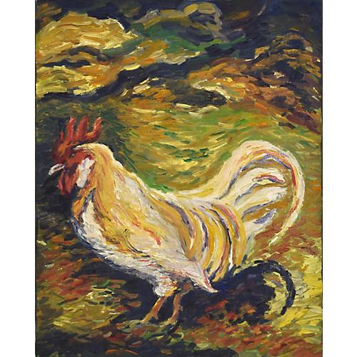 Rooster, Lynne Hamontree