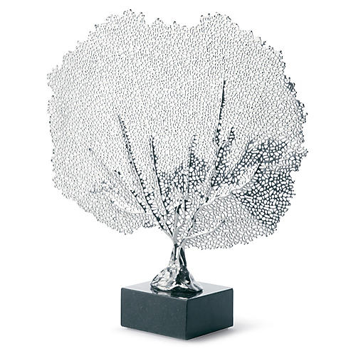 "16"" Sea Fan. Nickel"