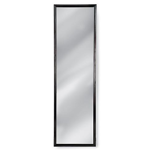 Floor Mirror, Silver