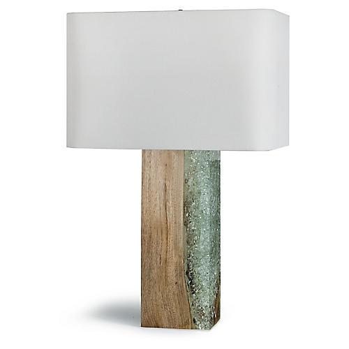 Venus Table Lamp, Natural