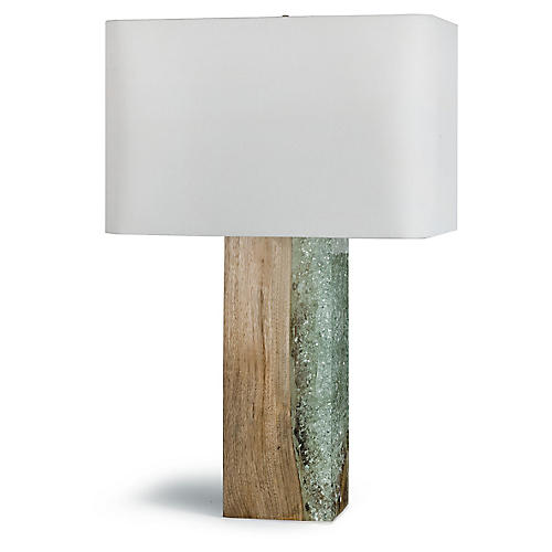 Venus Table Lamp, Natural