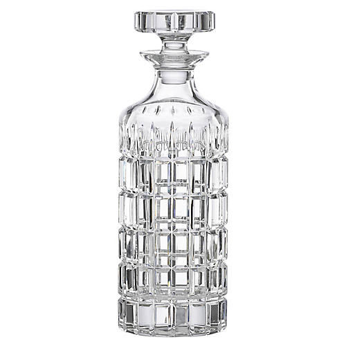 O'Brien Duncan Decanter, Clear