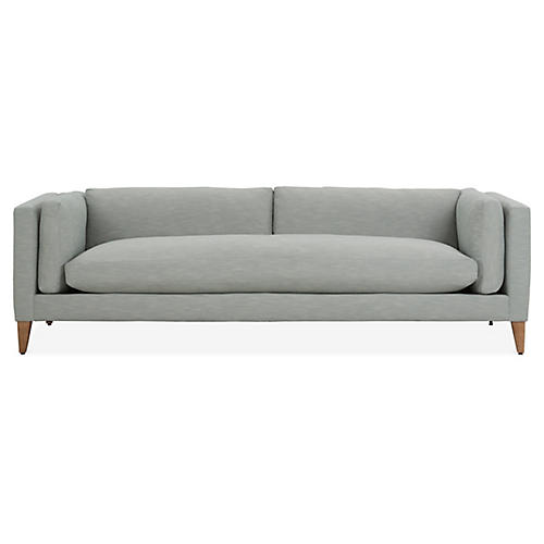 Hyde Sofa, Mist Crypton