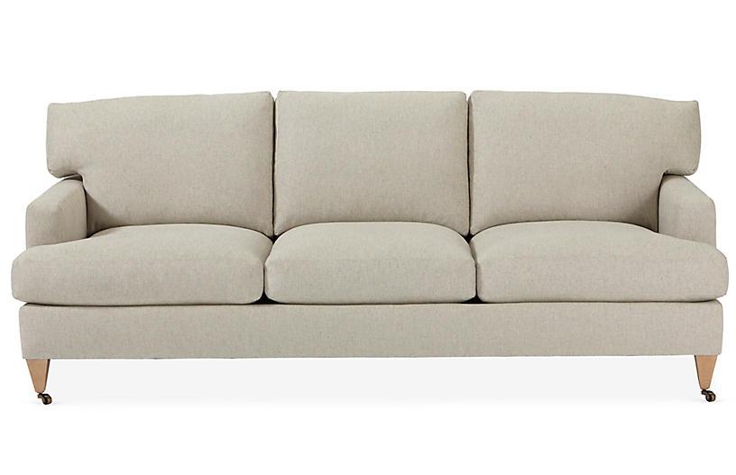 Tannehill Sofa, Light Gray