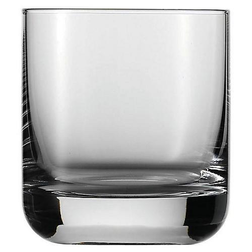 S/6 Schott Zwiesel Whiskey Glasses
