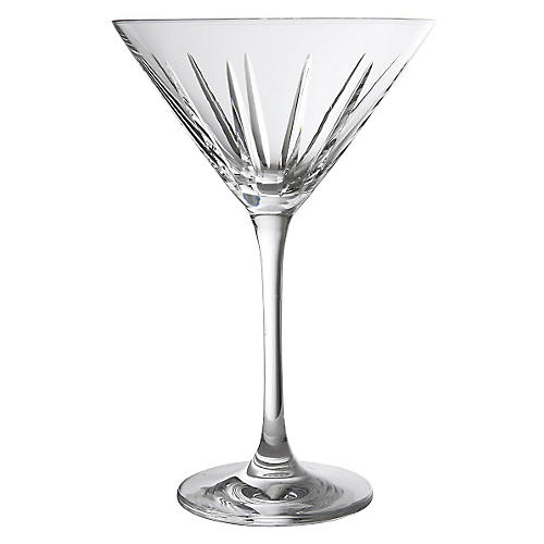 S/2 Distil Kirkwall Martini Glasses