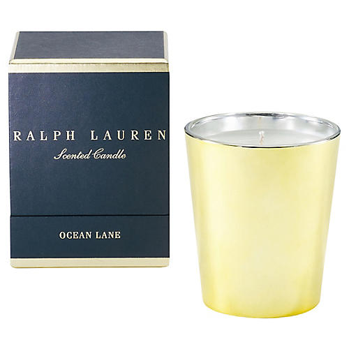 Ocean Lane Single-Wick Candle, White Floral