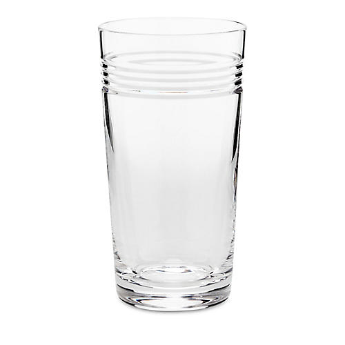 Bentley Highball Glass, Clear