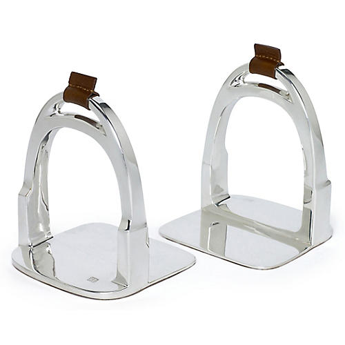 S/2 Derbyshire Bookends, Saddle