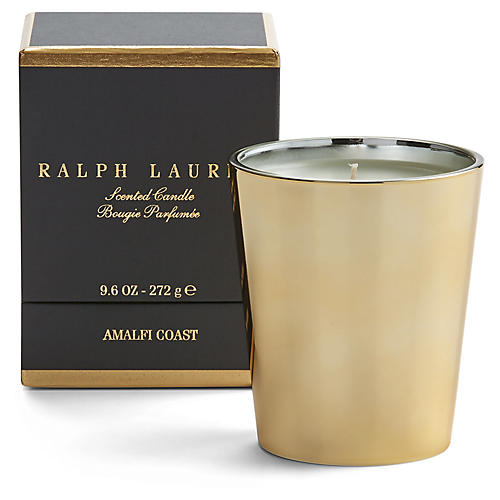 Amalfi Coast Candle, Single-Wick
