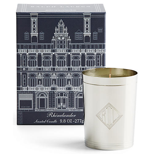 Rhinelander Flagship Candle
