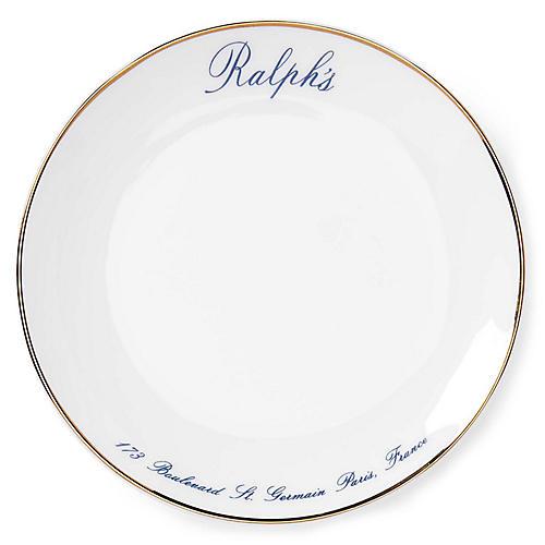 Ralph's Paris Canapé Salad Plates