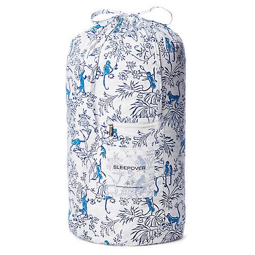 Charlie Sleeping Bag Set, Bright Blue