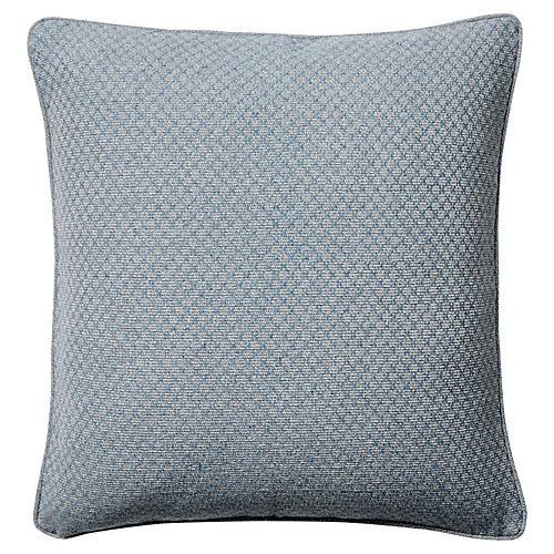 Monterey II 18x18 Pillow, Blue