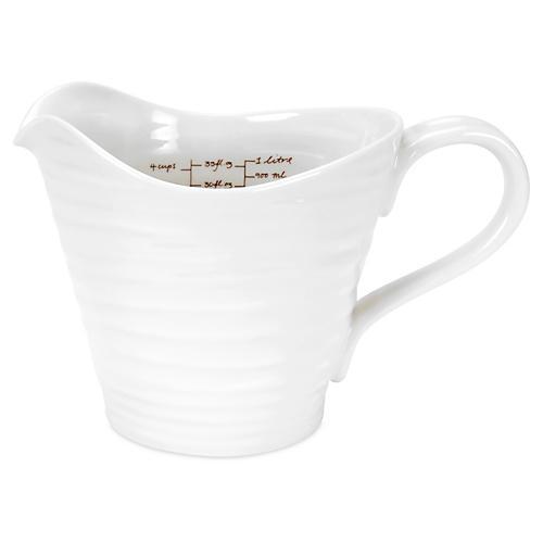 Sophie Conran Measuring Cup, White