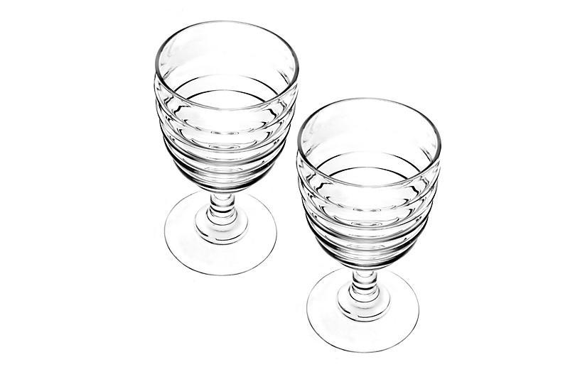 S/2 Sophie Conran S/2 Wineglasses