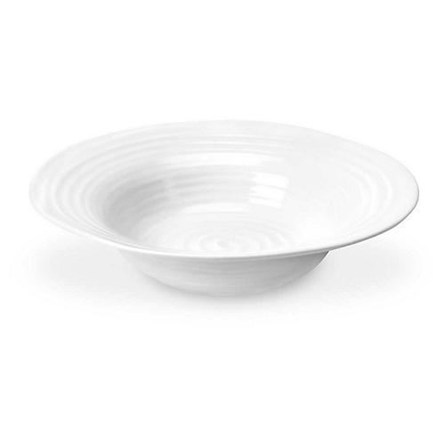 S/2 Sophie Conran Breer Bowls, White