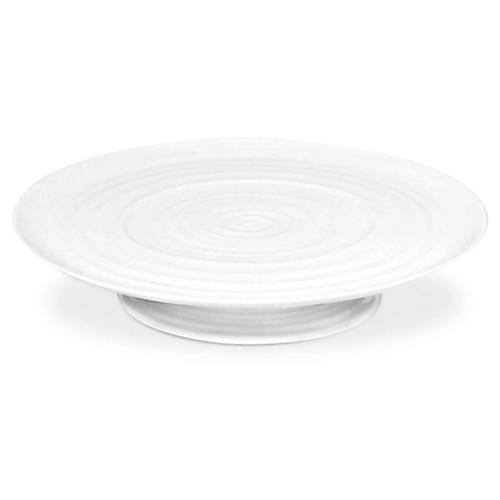 Sophie Conran Daisy Cake Stand, White