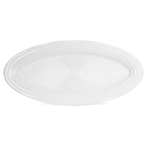 Sophie Conran Sonby Fish Platter, White