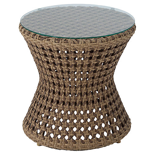 Coco Side Table, Natural