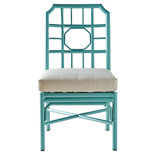 Regeant Chair, Blue