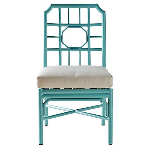 Regeant Chair, Blue