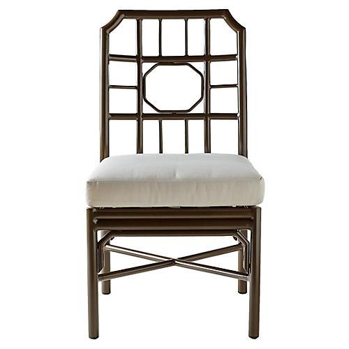 Regeant Chair, Bronze