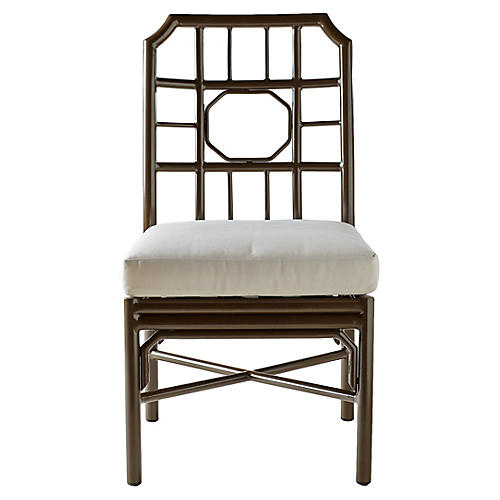 Regeant Chair, Bronze