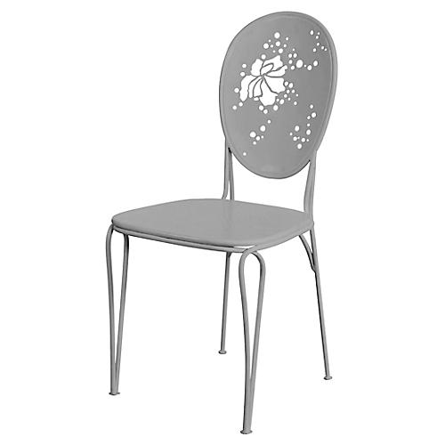 Mayfair Chair, Gray