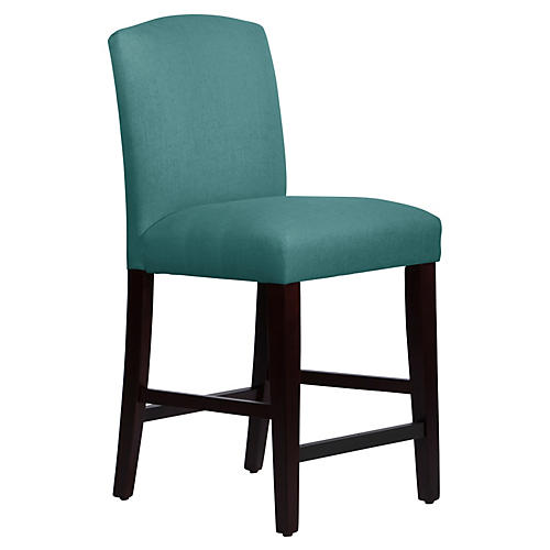 Indio Arched Counter Stool, Laguna