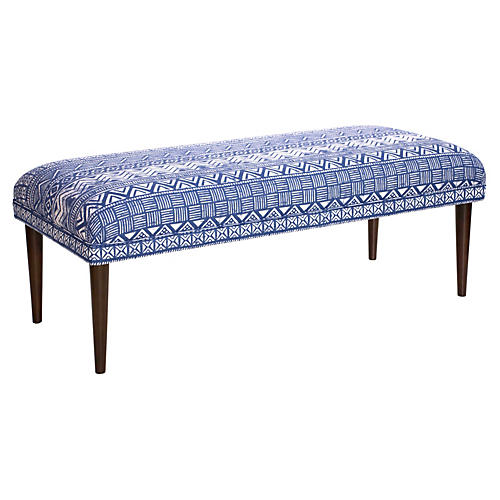 Colette Bench, Indigo Batik