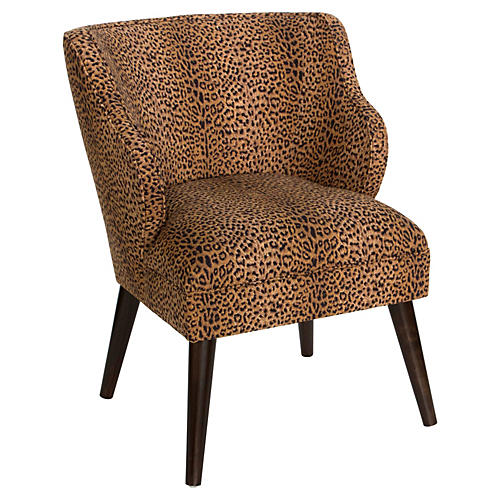 Kira Chair, Cheetah