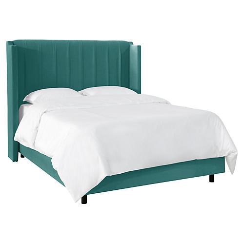 Margo Wingback Bed