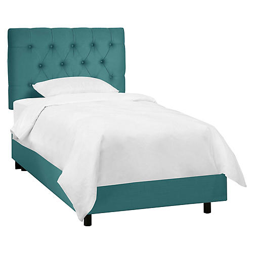 Thea Kids' Bed, Teal