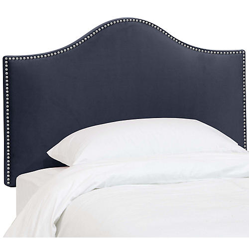 Tallman Kids' Headboard, Navy