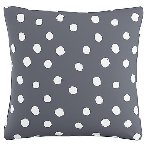 Kayley 20x20 Pillow, Gray
