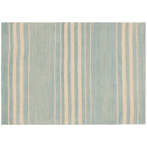 Bluff Point Stripe Rug