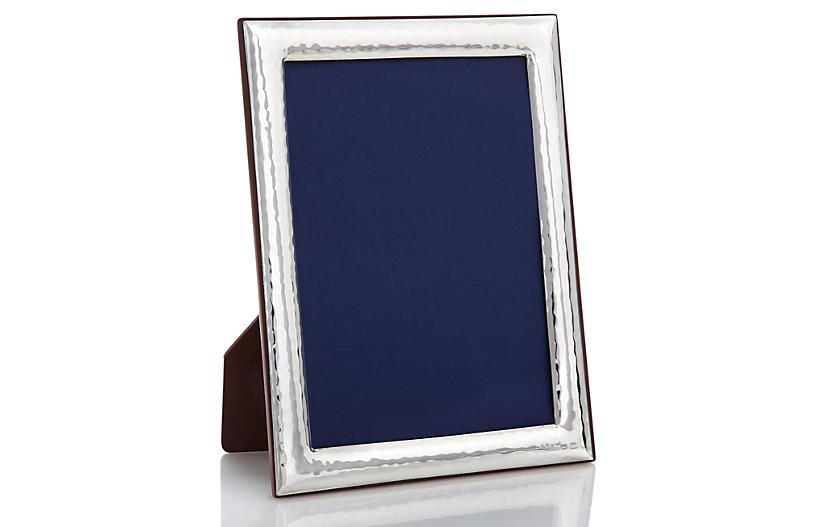 Sterling Deco Hammered Frame, 5x7
