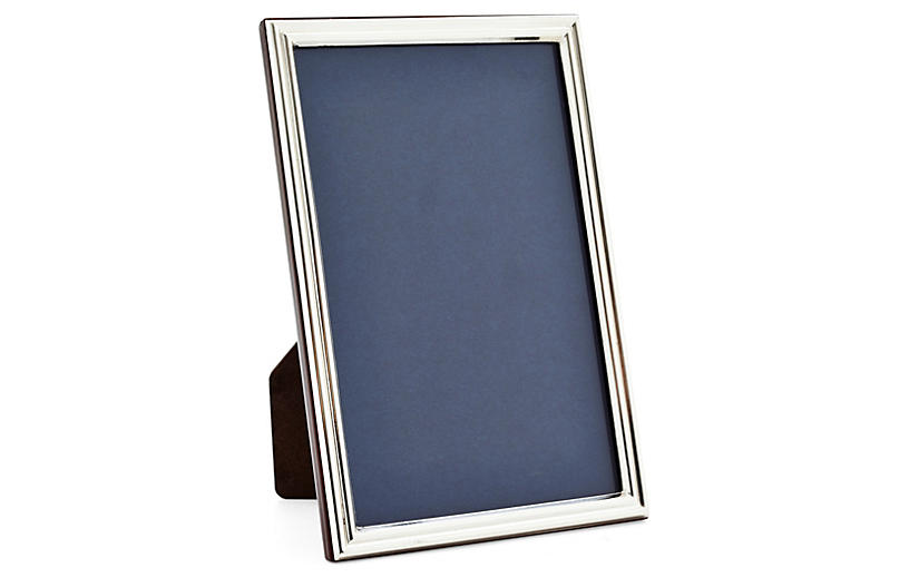 Sterling Grooved Frame, 4x6