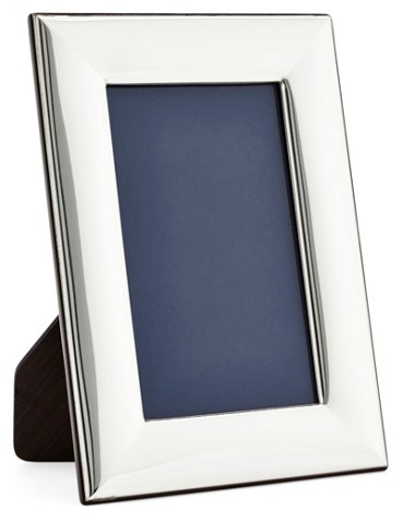 Simple Silver Frame