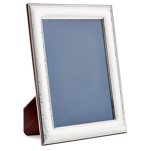 Sterling-Silver Braid Frame, 8x10